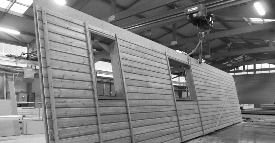 maison individuelle en ossature bois logement collectif et habitat group maison de ville ou. Black Bedroom Furniture Sets. Home Design Ideas